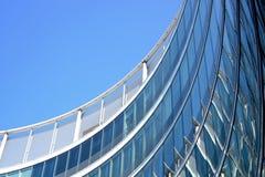 Moderne architectuur, Europa. Stock Afbeeldingen
