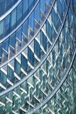 Moderne architectuur, Europa. Royalty-vrije Stock Fotografie