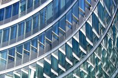 Moderne architectuur, Europa. Stock Fotografie