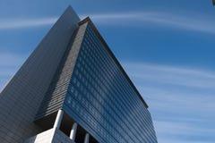Moderne Architectuur in Frankfurt Duitsland stock fotografie