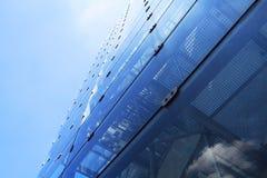 Moderne architectuur, futuristisch, glas Stock Foto's