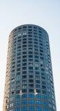 Moderne architectuur in Nederland stock foto