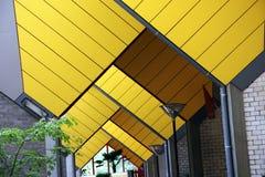 Moderne architectuur in Rotterdan 40 Stock Foto