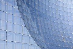 Moderne architectuurachtergrond Royalty-vrije Stock Fotografie