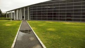 Moderne architectuurbuitenkant stock afbeelding