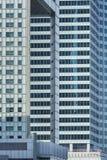 Moderne architectuurgebouwen Stock Afbeelding