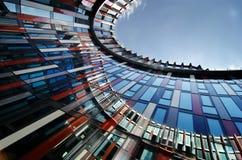 Moderne Architektur stockbild