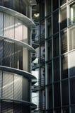 Moderne Architektur in Berlin Stockbild
