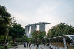 Moderne Architektur in der Republik Singapur Feuer, neu lizenzfreies stockbild
