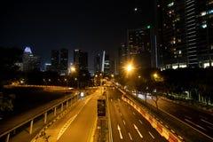 Moderne Architektur in der Republik Singapur Feuer, neu lizenzfreie stockbilder