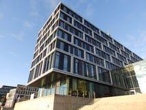 Moderne Architektur in Deutschland lizenzfreie stockbilder