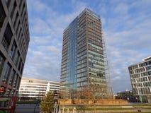 Moderne Architektur in Deutschland lizenzfreies stockbild