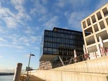 Moderne Architektur in Deutschland lizenzfreie stockfotografie