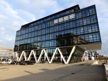 Moderne Architektur in Deutschland lizenzfreies stockfoto