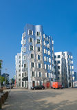 Moderne Architektur in Deutschland Stockfotos