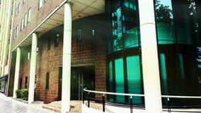 Moderne Architektur im Southampton stockfotografie