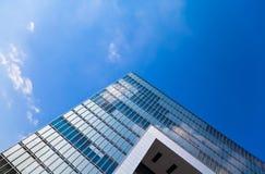 Moderne Architektur in Köln stockbild