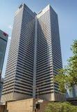 Moderne Architektur (Montreal) Stockbild