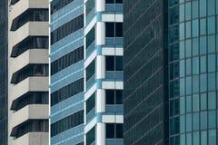 Moderne Architektur, Singapur lizenzfreies stockbild