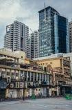Moderne Architektur in Tel Aviv Stockbilder