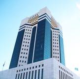 Moderne Architektur von Kasachstan Lizenzfreie Stockbilder
