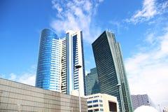 Moderne Architektur von Kasachstan Stockfoto