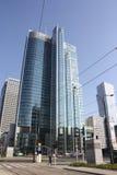 Moderne Architektur in Warschau (Polen) Lizenzfreie Stockfotografie