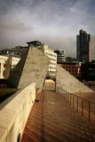 Moderne Architektur Wellington, Lizenzfreie Stockfotos