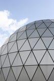 Moderne Architekturhaube lizenzfreie stockfotografie