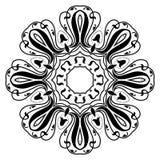 Moderne Art der Mandala Lizenzfreie Stockfotos