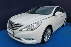 Moderne auto royalty-vrije stock afbeelding