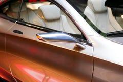 Moderne auto Stock Foto