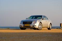 Moderne auto royalty-vrije stock afbeeldingen