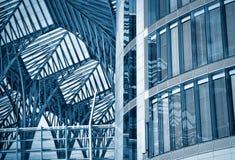Moderne Bürogebäude Stockfotografie