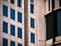 Moderne Büros in der heutigen Welt Lizenzfreies Stockbild