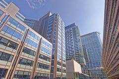 Moderne Büros und Wohnungen lizenzfreie stockfotos