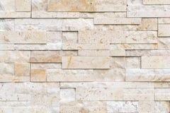 Moderne Backsteinmauer Lizenzfreie Stockfotografie