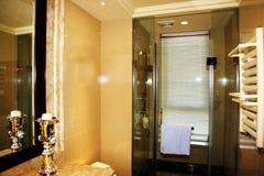 Moderne badkamers Royalty-vrije Stock Foto
