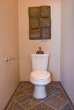 Moderne badkamers royalty-vrije stock fotografie