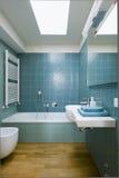 Moderne bahroom Stock Afbeeldingen