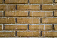 Moderne bakstenen muur Royalty-vrije Stock Foto