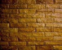 Moderne bakstenen muur voor gebruik aan achtergrond stock foto's