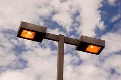 Moderne Beleuchtung Stockfotografie