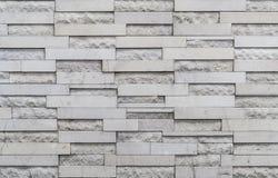 Moderne Blockwand Lizenzfreie Stockbilder