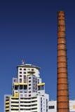 Moderne bouw stock afbeeldingen