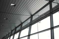 Moderne bouw stock fotografie