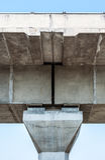 Moderne Brückenstruktur Stockfoto