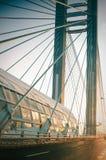 Moderne Brücke Lizenzfreie Stockbilder