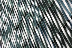 Moderne Britse architectuur Royalty-vrije Stock Foto's