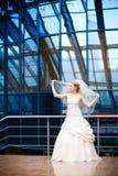 Moderne bruid Stock Fotografie